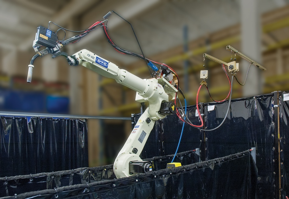 Facility Robotic Welding